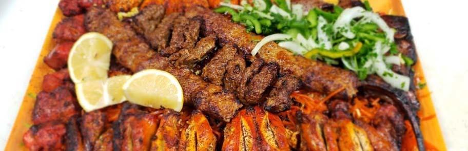 Welcome to Darya Kabob (Halal)